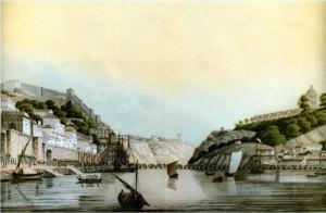 Henry Smith Oporto, With The Bridge Of Boats 1809