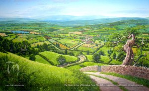 TN-The_Shire_A_View_of_Hobbiton_From_The_Hill