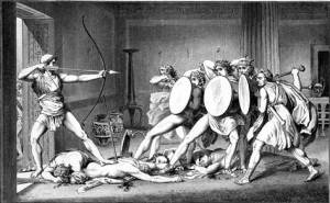 OdysseusSuitors