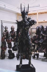 Saurons-Armour