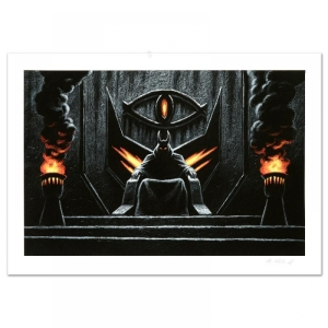 main_1-Greg-Hildebrandt-Signed-Sauron-The-Dark-Lord-Limited-Edition-34x23-Giclee-PristineAuction.com