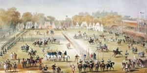 A_view_of_the_lists._Eglinton_Tournament1839