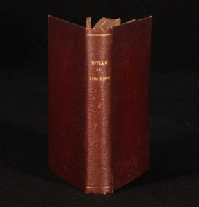 firstedition1859idylls