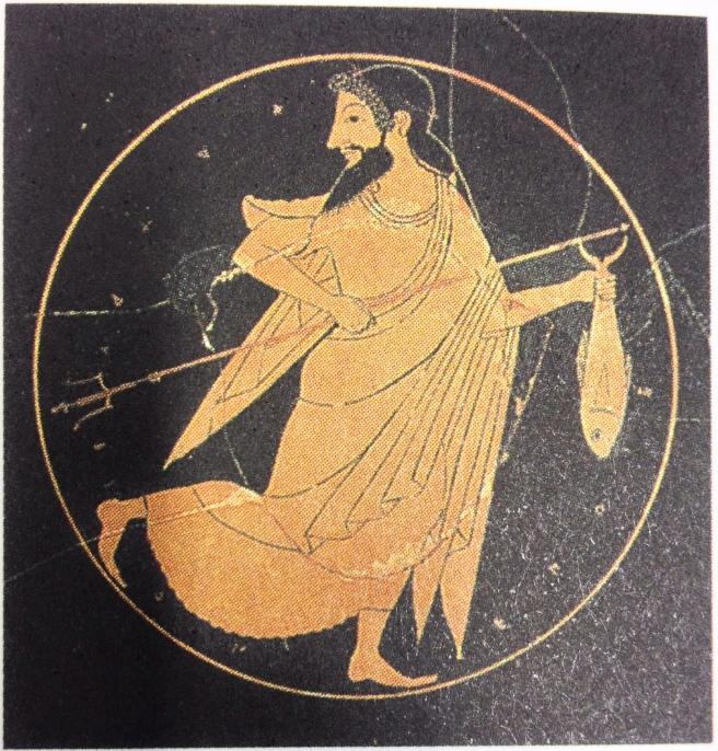 Image result for Odysseus Medieval