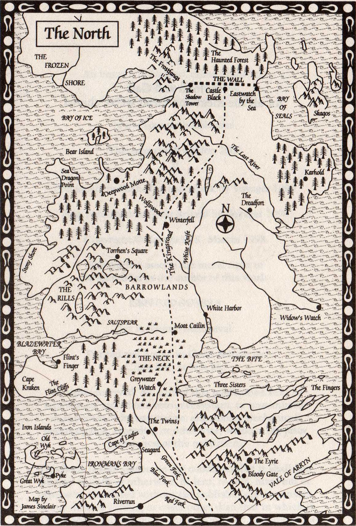Winter is Coming | doubtfulsea on walking dead map, king of thrones map, world map, the game book map, harry potter book map, outlander book map, under the dome book map, king of thorns map, gameof thrones map, the mysterious island book map, wentworth prison scotland map, dothraki sea map,