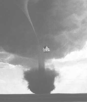 Tornado-with-house