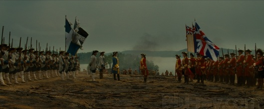 surrender of Ft. William Henry