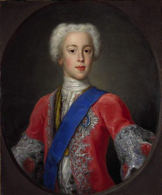 Young Charles Edward Stuart L_tcm4-563619