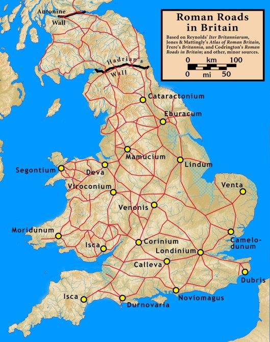 Roman.Britain.roads