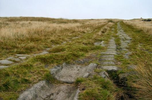 Roman Road walk Lancashire