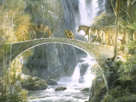 The-Hobbit-and-dwarfts-on-the-bridge-alan-lee-18907573-1024-768
