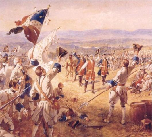 The_Victory_of_Montcalms_Troops_at_Carillon_by_Henry_Alexander_Ogden