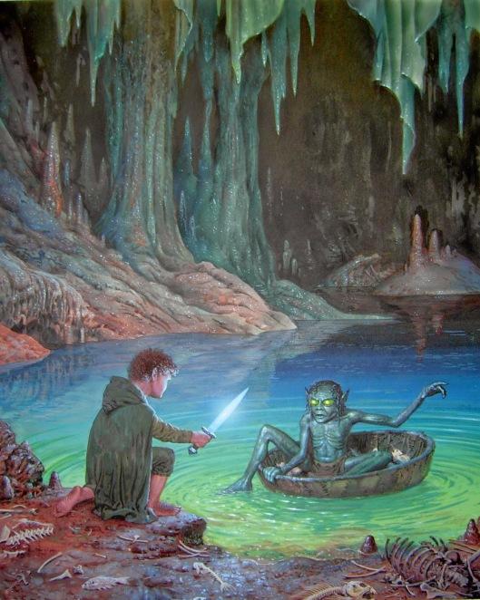Bilbo and Gollum.JPG