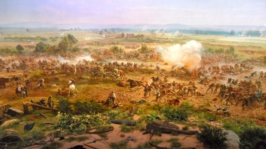 Battle of Gettysburg - Cyclorama - Paul Philippoteaux SAM_1322.JPG