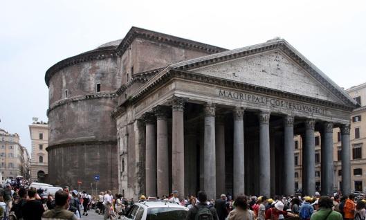 Pantheon_Rome_(1)