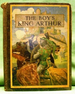 Image result for the boy's king arthur