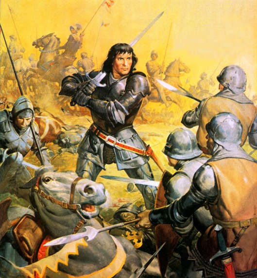 King Richard III in battle: Was Richard Really Evil?