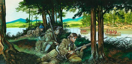 Rogers' Rangers: Ambushed!