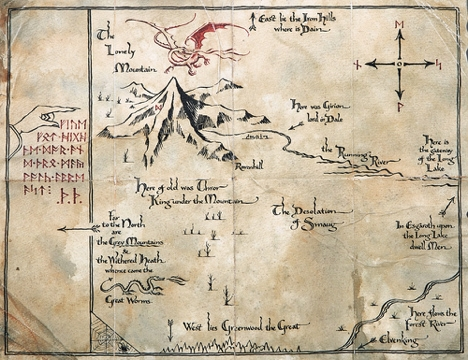 2. JRRTΓÇöThrorΓÇÖs map